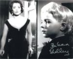 Barbara Shelley - Genuine Signed Autograph 7235